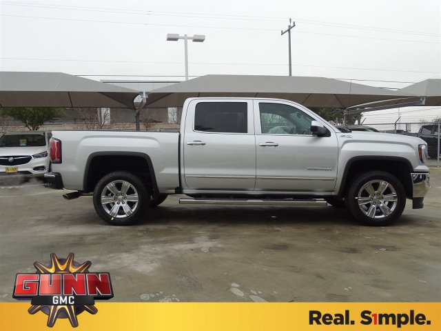 2018 Sierra 1500 Crew Cab 4x4, Pickup #G80336 - photo 4