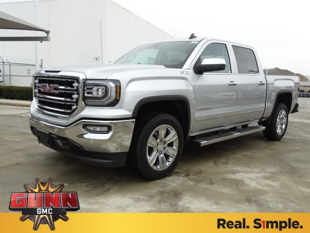 2018 Sierra 1500 Crew Cab 4x4, Pickup #G80336 - photo 1