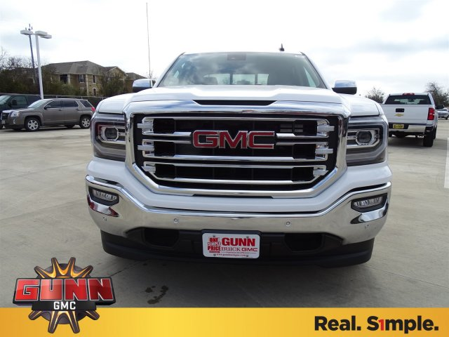 2018 Sierra 1500 Crew Cab, Pickup #G80355 - photo 8