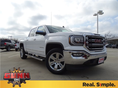 2018 Sierra 1500 Crew Cab, Pickup #G80355 - photo 3
