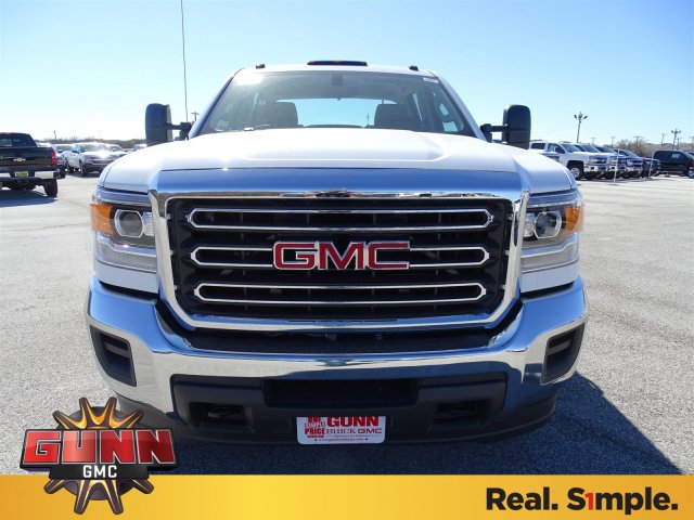 2018 Sierra 3500 Crew Cab DRW 4x4, Cab Chassis #G80356 - photo 9
