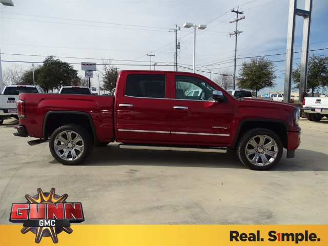 2018 Sierra 1500 Crew Cab 4x4, Pickup #G80369 - photo 4