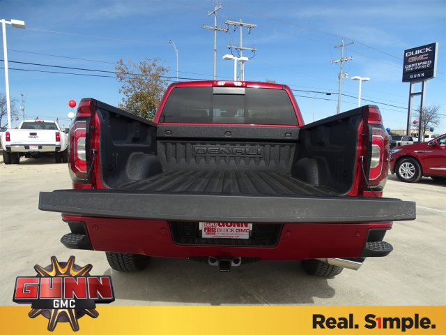 2018 Sierra 1500 Crew Cab 4x4, Pickup #G80369 - photo 20