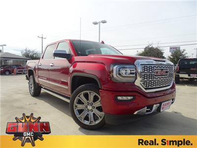 2018 Sierra 1500 Crew Cab 4x4, Pickup #G80369 - photo 3