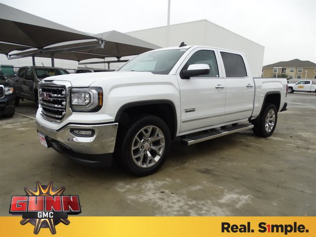 2018 Sierra 1500 Crew Cab, Pickup #G80370 - photo 1