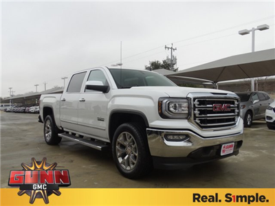 2018 Sierra 1500 Crew Cab, Pickup #G80370 - photo 3
