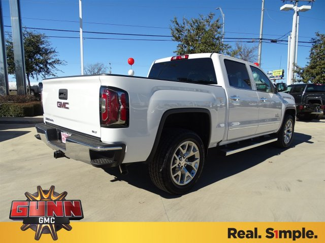 2018 Sierra 1500 Crew Cab, Pickup #G80377 - photo 5