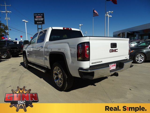 2018 Sierra 1500 Crew Cab, Pickup #G80377 - photo 2