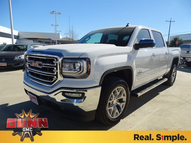 2018 Sierra 1500 Crew Cab, Pickup #G80377 - photo 1