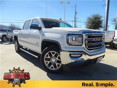 2018 Sierra 1500 Crew Cab, Pickup #G80377 - photo 3