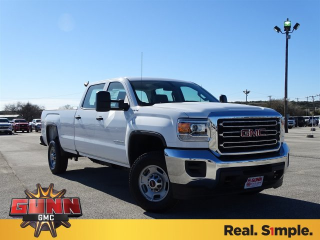 2018 Sierra 2500 Crew Cab 4x4,  Pickup #G80386 - photo 3