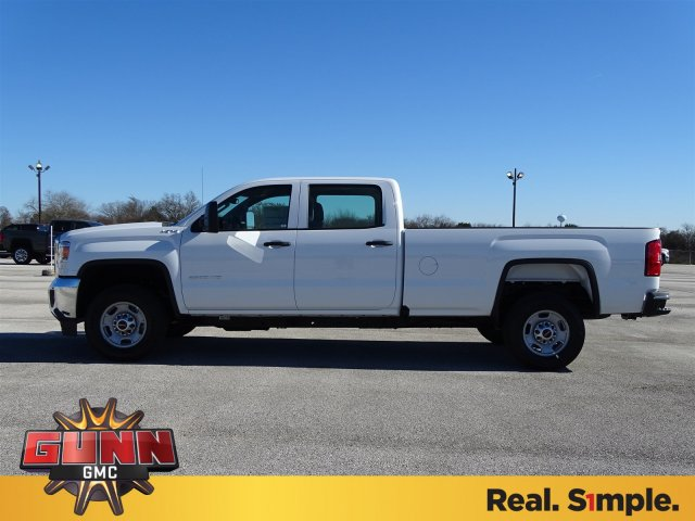 2018 Sierra 2500 Crew Cab 4x4,  Pickup #G80386 - photo 7