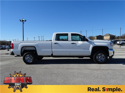 2018 Sierra 2500 Crew Cab 4x4,  Pickup #G80386 - photo 4