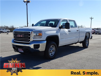 2018 Sierra 2500 Crew Cab 4x4,  Pickup #G80386 - photo 1