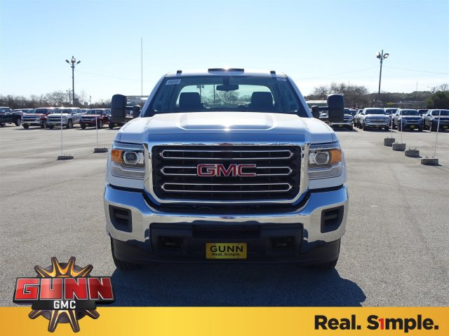 2018 Sierra 3500 Crew Cab DRW 4x4, Cab Chassis #G80407 - photo 8