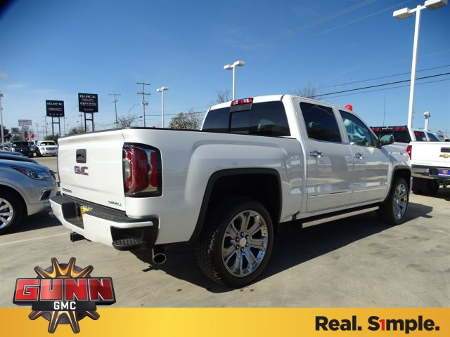 2018 Sierra 1500 Crew Cab 4x4, Pickup #G80413 - photo 5
