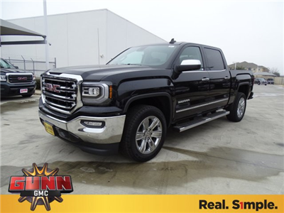 2018 Sierra 1500 Crew Cab, Pickup #G80419 - photo 1