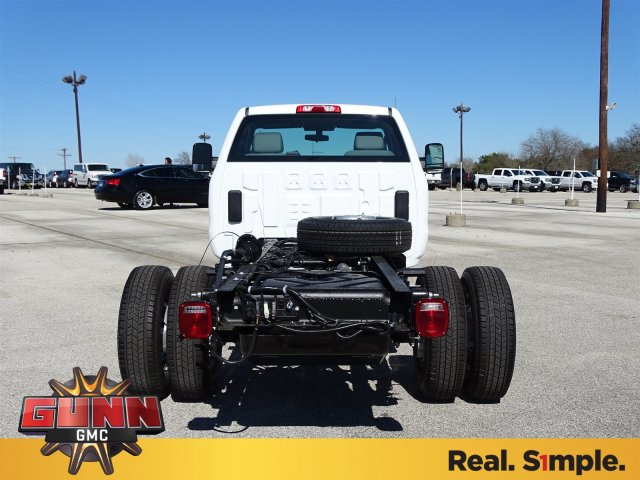 2018 Sierra 3500 Regular Cab DRW, Cab Chassis #G80421 - photo 6