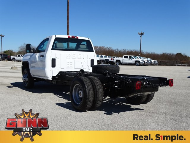 2018 Sierra 3500 Regular Cab DRW, Cab Chassis #G80421 - photo 2