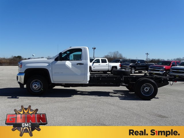 2018 Sierra 3500 Regular Cab DRW, Cab Chassis #G80421 - photo 7