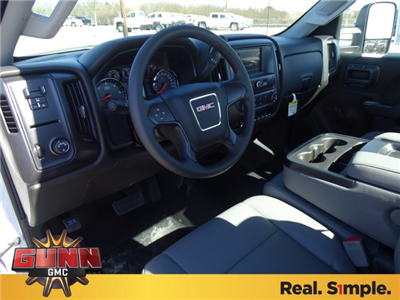 2018 Sierra 3500 Regular Cab DRW, Cab Chassis #G80421 - photo 10