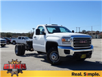 2018 Sierra 3500 Regular Cab DRW, Cab Chassis #G80421 - photo 3
