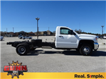 2018 Sierra 3500 Regular Cab DRW, Cab Chassis #G80421 - photo 4