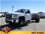 2018 Sierra 3500 Regular Cab DRW, Cab Chassis #G80421 - photo 1
