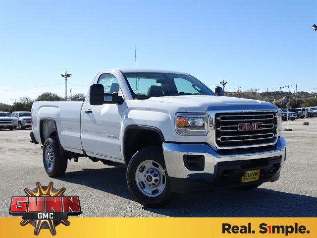 2018 Sierra 2500 Regular Cab,  Pickup #G80436 - photo 3