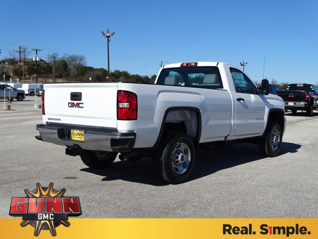 2018 Sierra 2500 Regular Cab,  Pickup #G80436 - photo 5