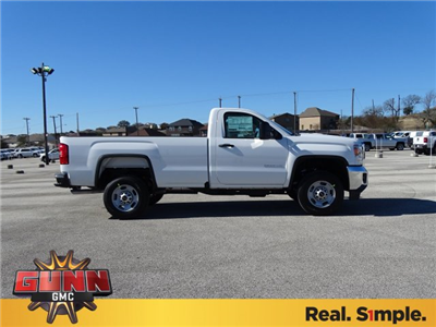 2018 Sierra 2500 Regular Cab,  Pickup #G80436 - photo 4