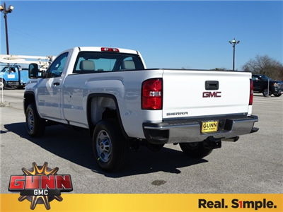 2018 Sierra 2500 Regular Cab,  Pickup #G80436 - photo 2