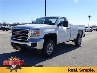 2018 Sierra 2500 Regular Cab,  Pickup #G80436 - photo 1