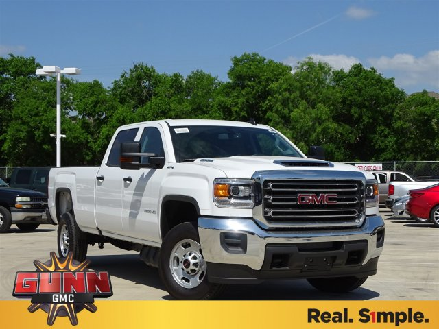 2018 Sierra 2500 Crew Cab 4x4, Pickup #G80449 - photo 7