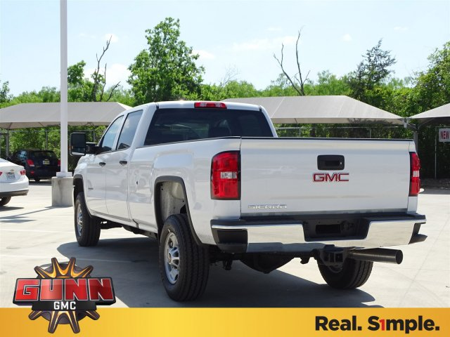 2018 Sierra 2500 Crew Cab 4x4, Pickup #G80449 - photo 2