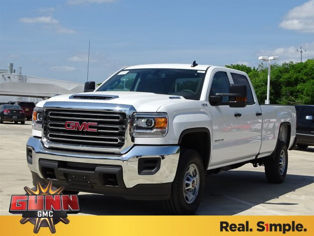 2018 Sierra 2500 Crew Cab 4x4, Pickup #G80449 - photo 1