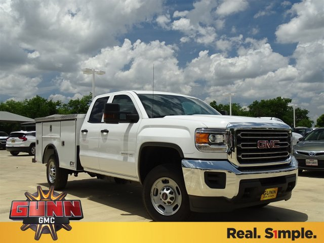 2018 Sierra 2500 Extended Cab,  CM Truck Beds SB Model Service Body #G80464 - photo 3