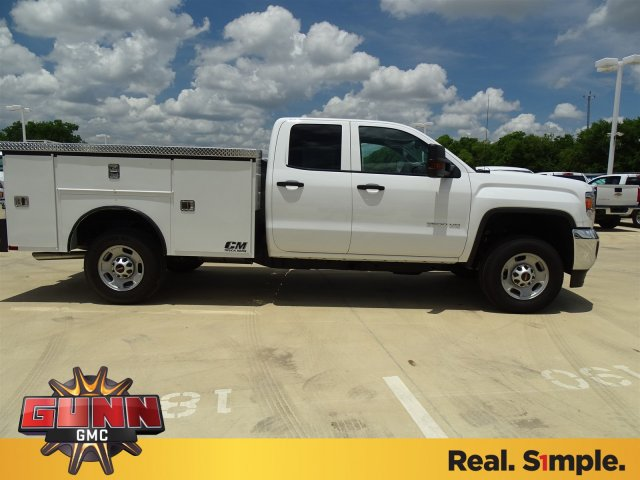 2018 Sierra 2500 Extended Cab 4x2,  CM Truck Beds SB Model Service Body #G80464 - photo 4