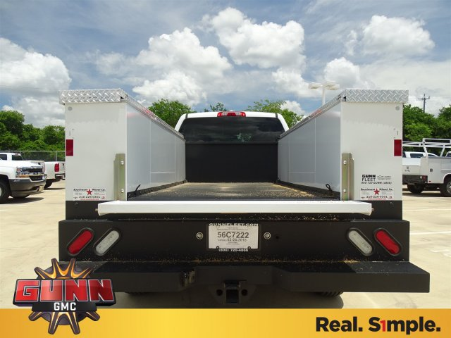 2018 Sierra 2500 Extended Cab,  CM Truck Beds SB Model Service Body #G80464 - photo 21