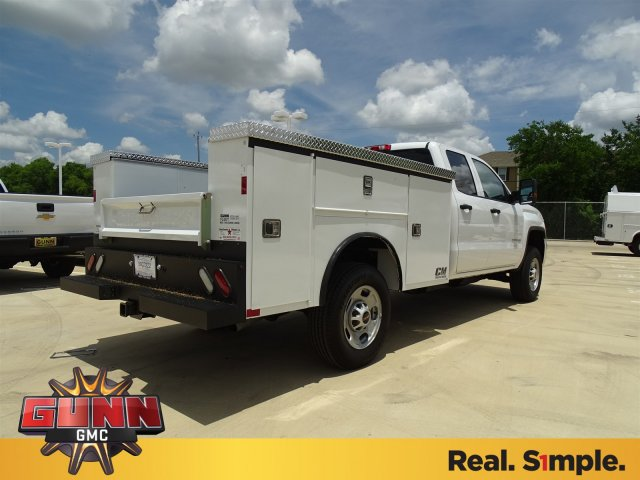 2018 Sierra 2500 Extended Cab 4x2,  CM Truck Beds SB Model Service Body #G80464 - photo 5