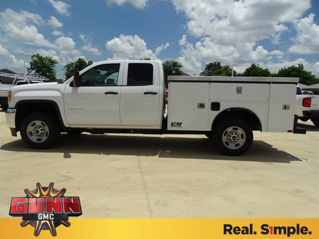 2018 Sierra 2500 Extended Cab 4x2,  CM Truck Beds SB Model Service Body #G80464 - photo 7