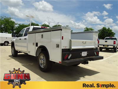 2018 Sierra 2500 Extended Cab 4x2,  CM Truck Beds SB Model Service Body #G80464 - photo 2