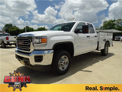2018 Sierra 2500 Extended Cab,  CM Truck Beds SB Model Service Body #G80464 - photo 1