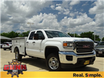 2018 Sierra 2500 Extended Cab 4x2,  CM Truck Beds SB Model Service Body #G80464 - photo 3