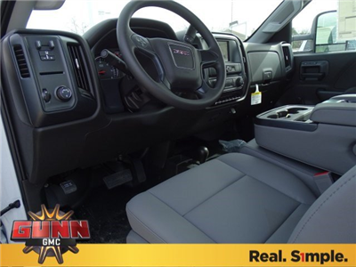 2018 Sierra 3500 Regular Cab DRW 4x4,  Cab Chassis #G80474 - photo 10