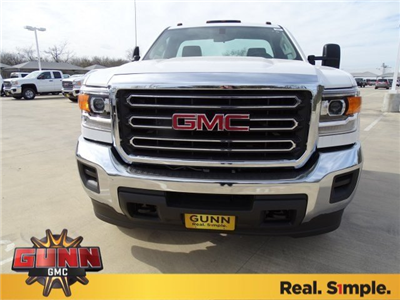 2018 Sierra 3500 Regular Cab DRW 4x4,  Cab Chassis #G80474 - photo 8
