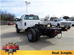 2018 Sierra 3500 Regular Cab DRW 4x4,  Cab Chassis #G80474 - photo 5