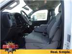 2018 Sierra 3500 Regular Cab DRW 4x4,  Cab Chassis #G80474 - photo 9