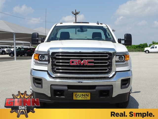 2018 Sierra 3500 Regular Cab DRW, Cab Chassis #G80475 - photo 8