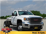 2018 Sierra 3500 Regular Cab DRW, Cab Chassis #G80475 - photo 3